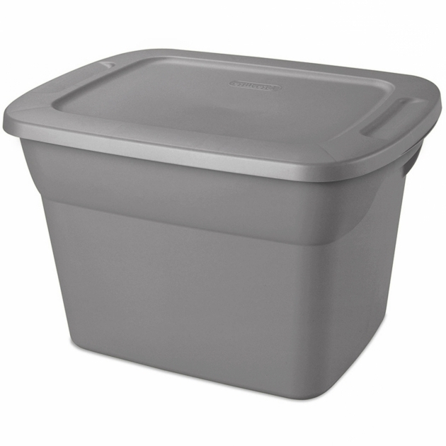Alluring Awesome 40 Gallon Storage Bin Regarding Interior Decor Home Best 40 Gallon Storage Bin