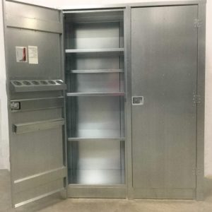 Metal Storage Cabinets With Doors