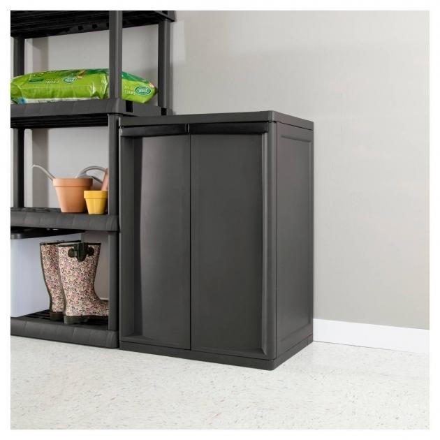 Amazing Amazing Sterilite 2 Shelf Storage Cabinet Storage Cabinet Sterilite 2 Shelf Storage Cabinet