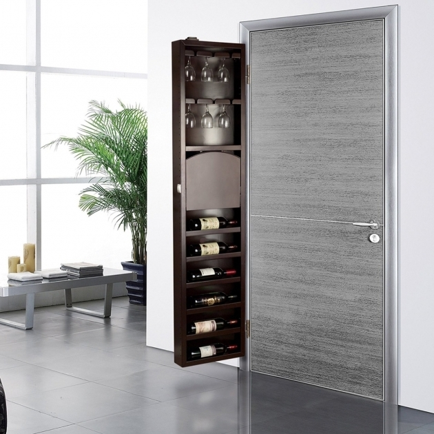Amazing Cabidor Behind The Door Wine Storage Cabinet The Green Head Behind The Door Storage Cabinet