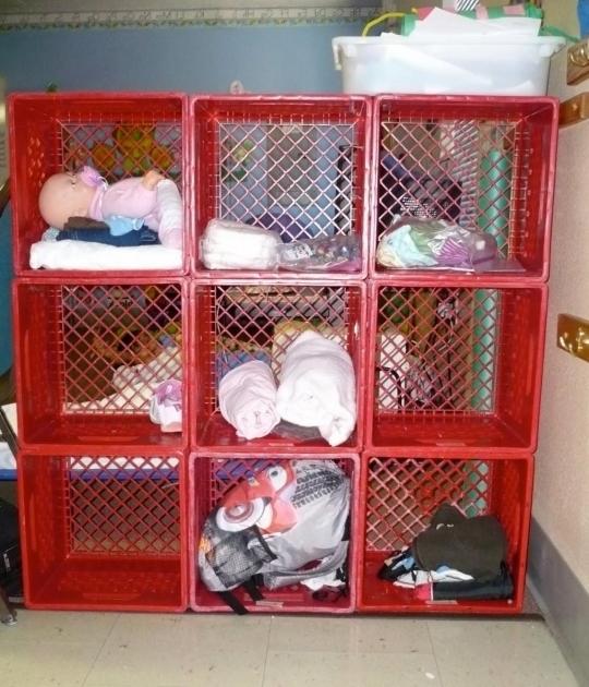 Amazing Crate Storage Shelves And Cubbies Classroom Crates And Preschool Milk Crate Storage Bin