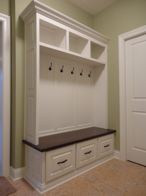 Mudroom Storage Cabinets : Mudroom storage cabinets designs