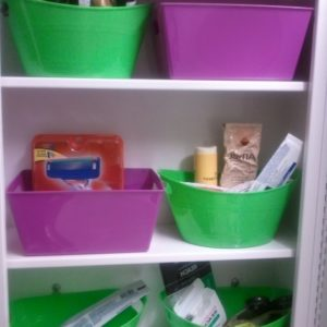 Dollar Tree Storage Containers