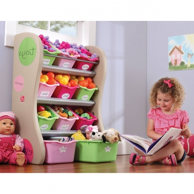 Amazing Step2 Storage Bin Organizer Pink Walmart Step 2 Storage Bin
