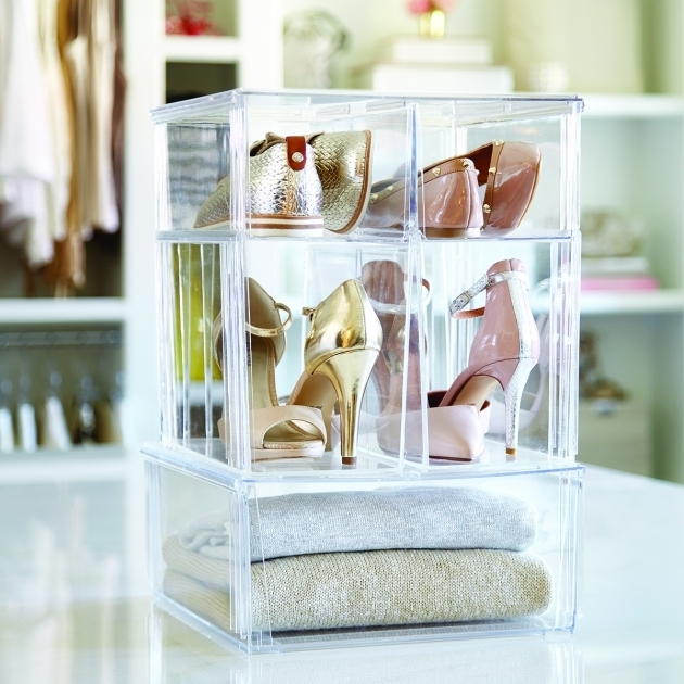 Awesome Closet Organizers Closet Storage Ideas Clothing Storage The Container Store Shoe Storage