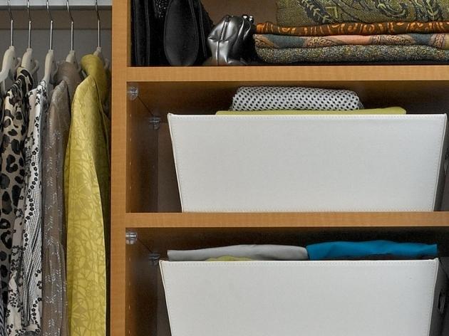 Awesome Closet Storage Baskets Hgtv Clothing Storage Bins