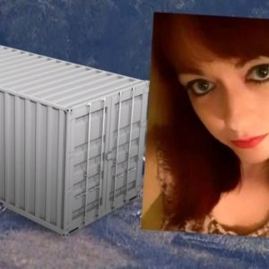 Woman Found In Storage Container