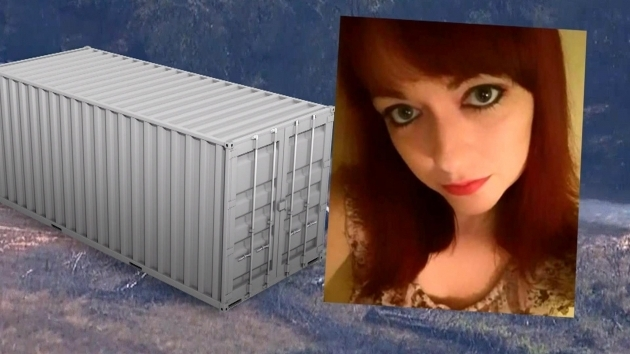 Awesome Woman Missing For More Than 2 Months Found Alive Chained In Woman Found In Storage Container