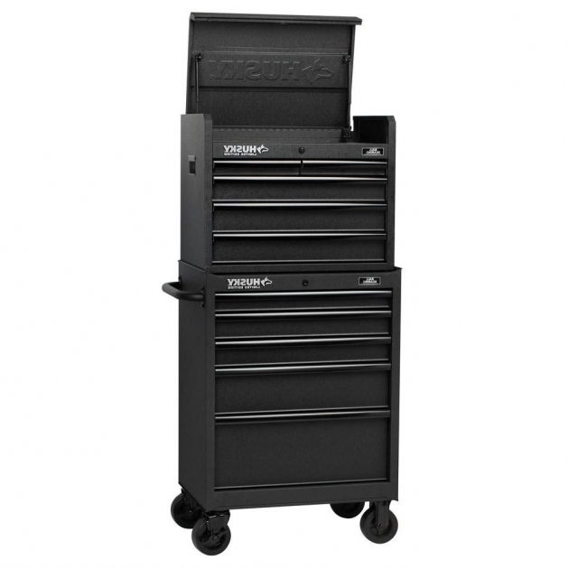 Best Husky 33 In 4 Drawer Mechanics Utility Tool Cart Storage Toolbox Kobalt Storage Cabinets