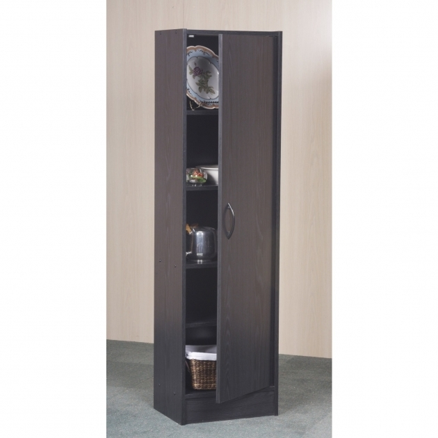 Fantastic Tall Narrow Cabinet With Doors Best Home Furniture Decoration Tall Wood Storage Cabinets With Doors
