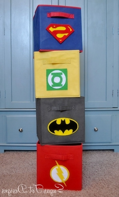 Fascinating 17 Best Images About Nursery Fit For A Superhero On Pinterest Superhero Storage Bins