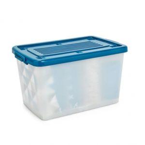 Kmart Plastic Storage Bins