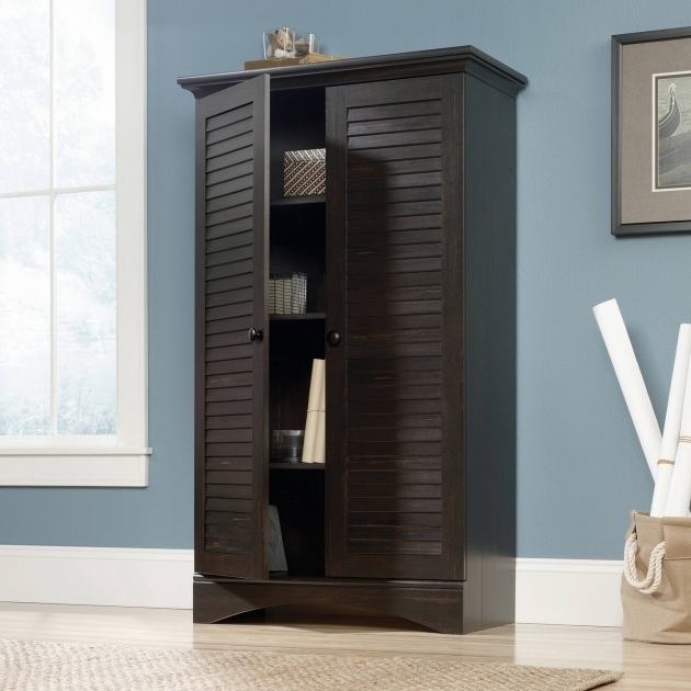 Fascinating Cabinets Sauder Harbor View Storage Cabinet Harbor View Storage Sauder Harbor View Storage Cabinet