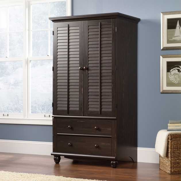 Fascinating Harbor View Storage Cabinet 416797 Sauder Sauder Harbor View Storage Cabinet