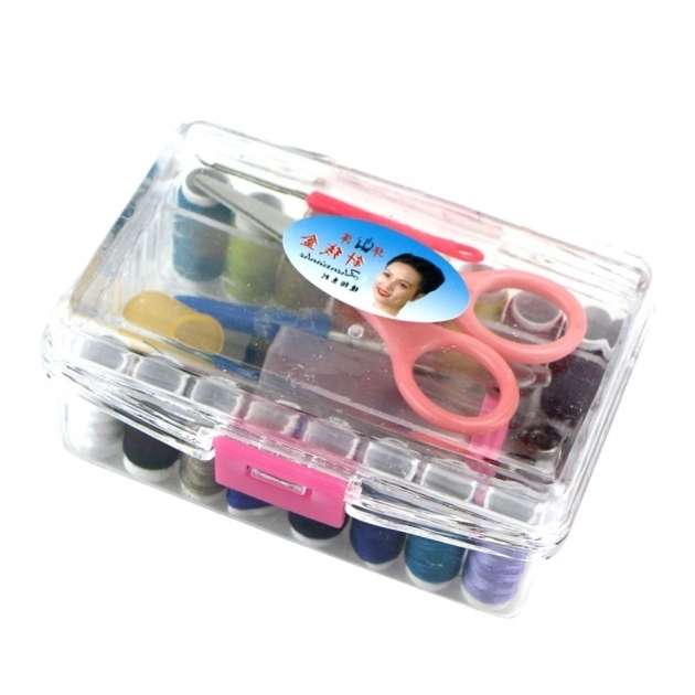 Fascinating Popular Sewing Kit Box Buy Cheap Sewing Kit Box Lots From China Sewing Storage Containers