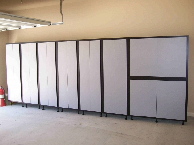 Gorgeous Diy Garage Workbench Cabinet E2 80 94 Home Plans Image Of Garage Storage Cabinets Cheap