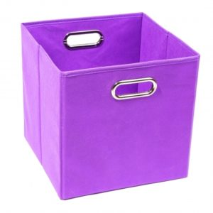 Colorful Storage Bins