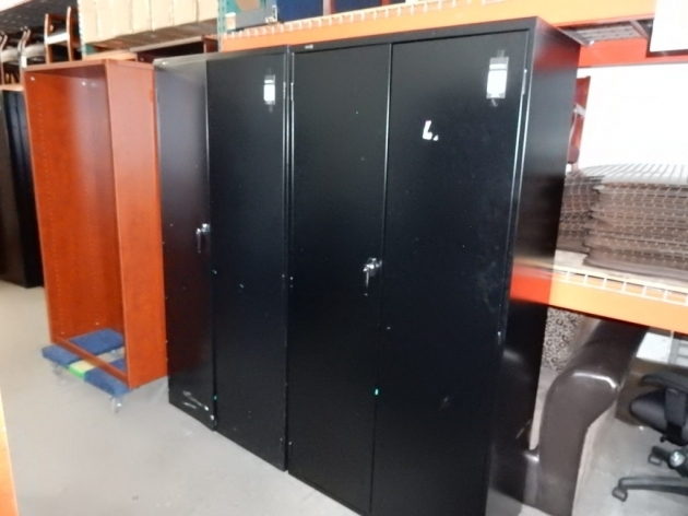 Gorgeous Used Metal Storage Cabinet 200 5 Available Powells Office Used Metal Storage Cabinet