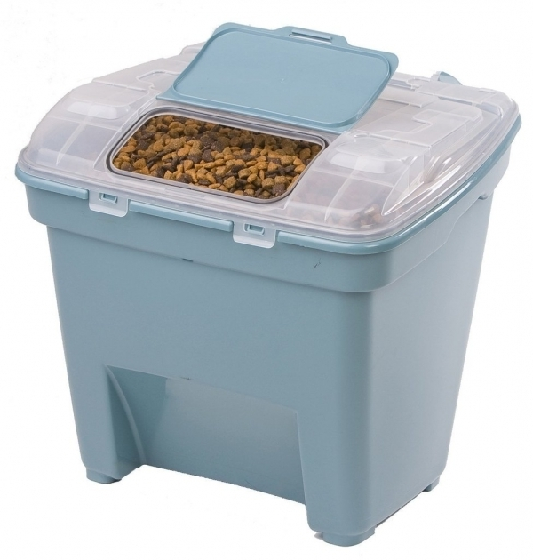 Image of Airtight Dog Food Containers Large Plastic Food Storage Containers