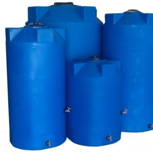 Portable Water Storage Containers