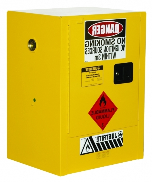 Image of Pbaau25714 30l Flammable Compact Storage Cabinet Get Real Fuel Storage Cabinet