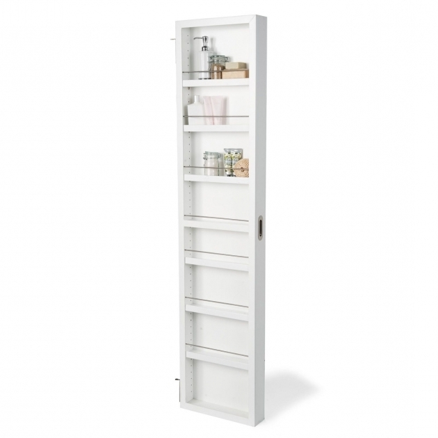 Incredible Concealable Door Storage Cabinets So Thats Cool Behind The Door Storage Cabinet
