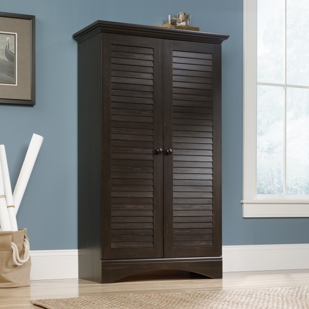 Incredible Harbor View Storage Cabinet 416797 Sauder Sauder Harbor View Storage Cabinet