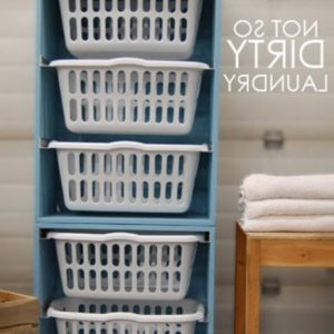 Clothing Storage Bins