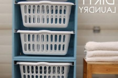 Clothing Storage Bins