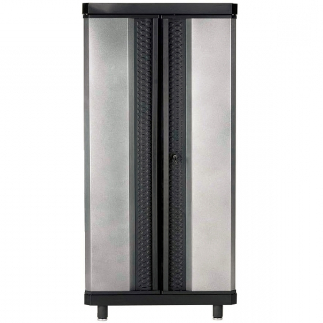 Incredible Shop Kobalt 30 In W X 72 In H X 20 In D Steel Freestanding Garage Kobalt Storage Cabinet