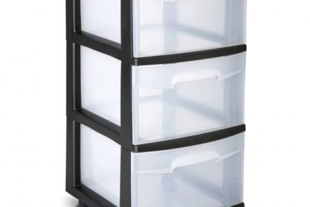 Storage Containers With Drawers