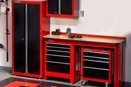 Craftsman Storage Cabinets