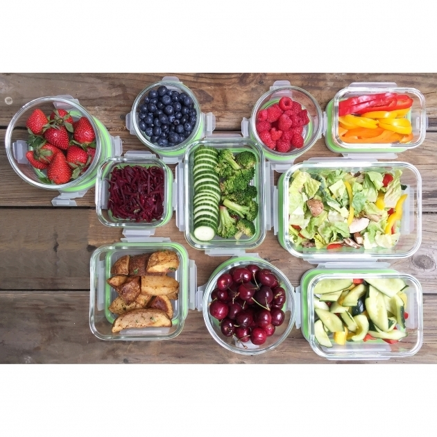 Inspiring Glasslock Food Storage Container Set 20 Piece Glasslock Food Storage Container Sets