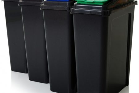 Narrow Storage Bins