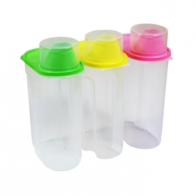 Marvelous Large Bpa Free Plastic Food Saver Kitchen Food Cereal Storage Large Plastic Food Storage Containers