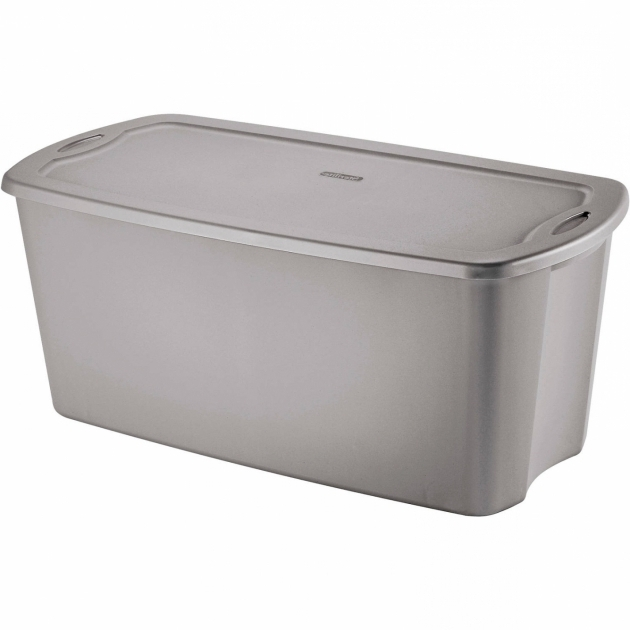 Outstanding Awesome 40 Gallon Storage Bin Regarding Interior Decor Home Best 40 Gallon Storage Bin