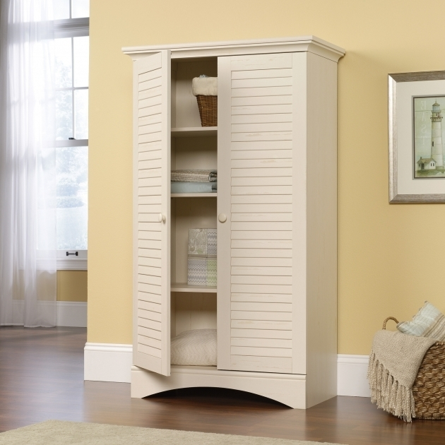 Outstanding Harbor View Storage Cabinet 400742 Sauder Sauder Harbor View Storage Cabinet