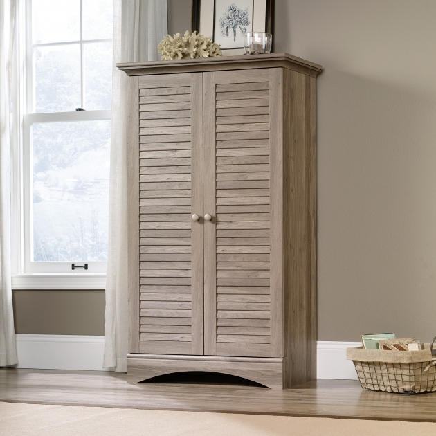 Outstanding Harbor View Storage Cabinet 416797 Sauder Sauder Harbor View Storage Cabinet