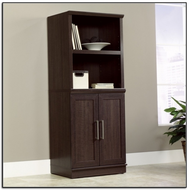Outstanding Sauder Storage Cabinet With Drawer Cabinet Home Decorating Sauder Storage Cabinet With Drawer