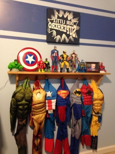 Outstanding Superhero Bedroom Decor Idea Kids Room Ideas Pinterest Superhero Storage Bins