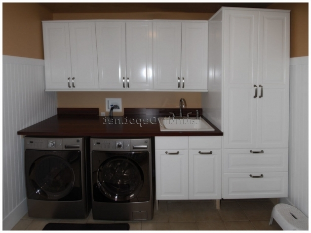 Outstanding White Storage Cabinets For Laundry Room Best Laundry Room Ideas Storage Cabinets For Laundry Room