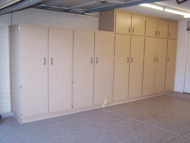 Garage storage cabinets cheap storage designs for Best storage bins for garage