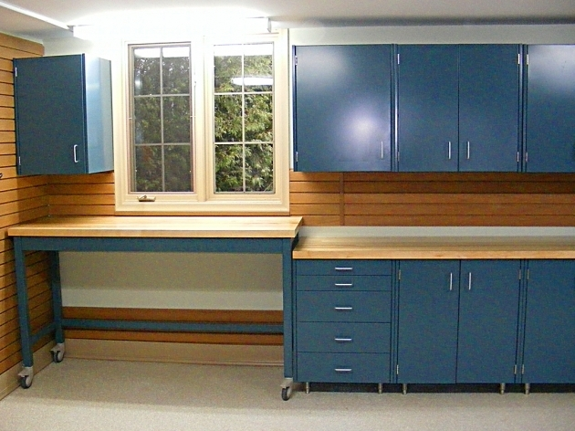 Picture of Diy Garage Cabinets To Make Your Garage Look Cooler Storage Black And Decker Storage Cabinet