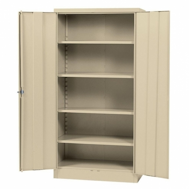 Picture of Free Standing Cabinets Garage Cabinets Storage Systems For 24 24 Inch Wide Storage Cabinet