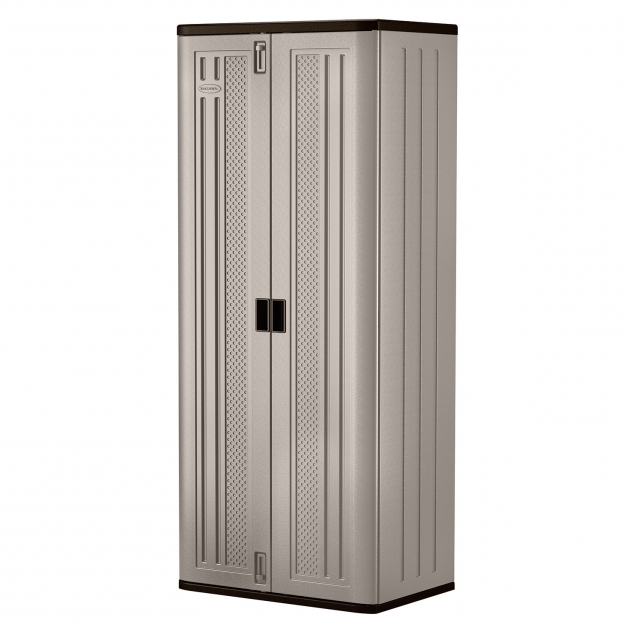 Picture of Garage Utility Cabinets Youll Love Wayfair Upright Storage Cabinet