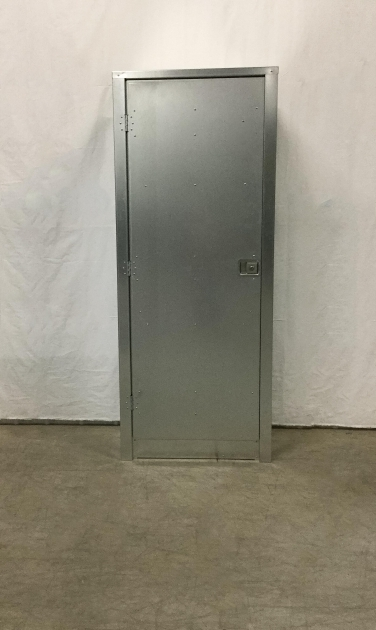 Picture of Metal Storage Cabinet Single Door Premier Door Company Metal Storage Cabinets With Doors