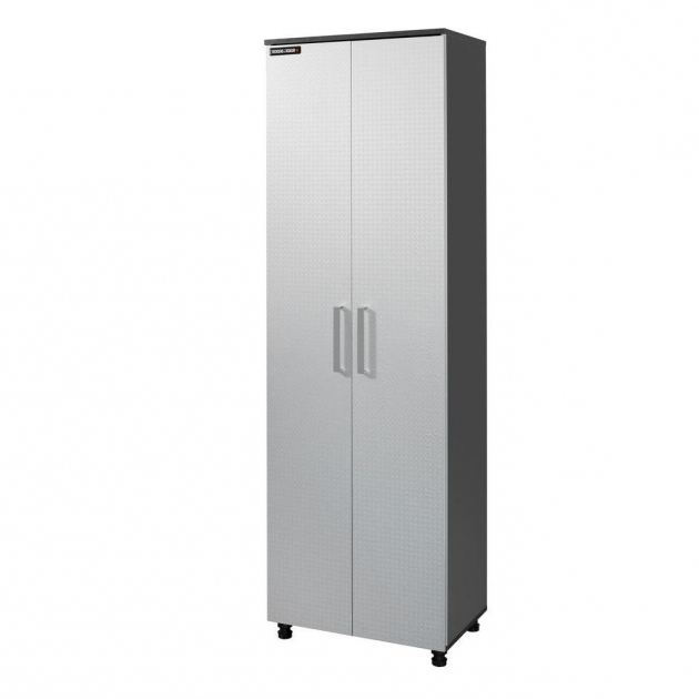 Picture of Narrow Storage Cabinets Zampco Thin Storage Cabinet