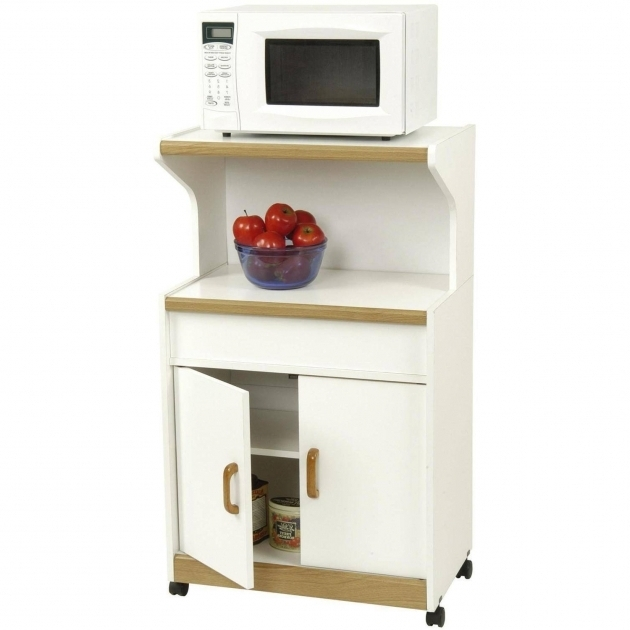 Remarkable Microwave Cabinet With Shelves White Walmart Microwave Cabinet With Storage