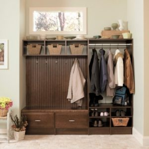 Mudroom Storage Cabinets