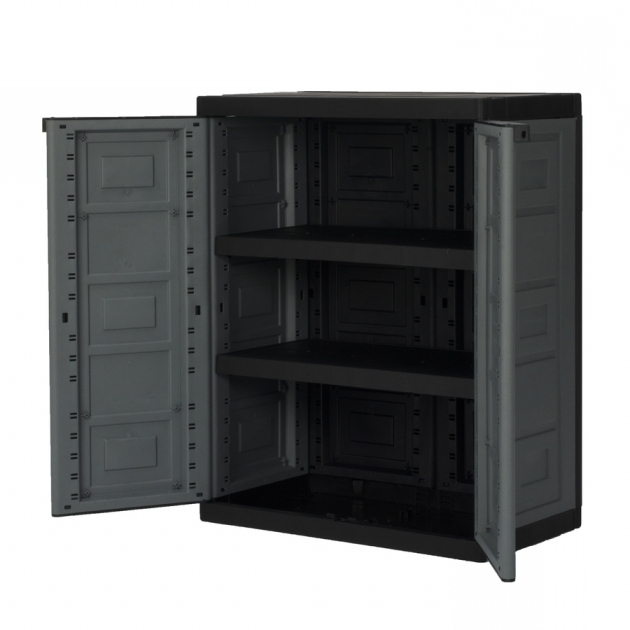 Remarkable Shop Contico 268 In W X 3425 In H X 154 In D Plastic Storage Cabinets At Lowes